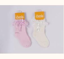 НК93, шкарпетки (1 пара), бавовна, для дівчинки