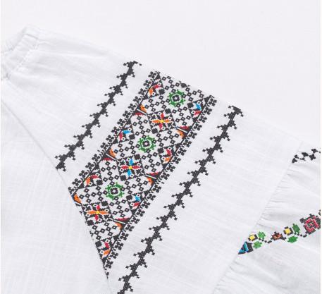 РБ137, сорочка, терікоттон, для дівчинки
